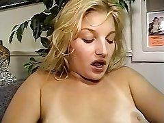 Masturbation, Blonde, Mature