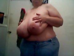 BBW, Big Boobs, Mature