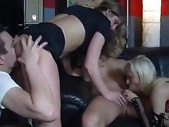 Amateur, German, Group Sex, Swinger