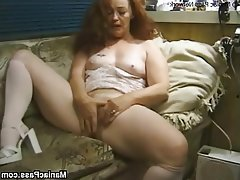 Granny, Hairy, Hardcore, Mature, Redhead