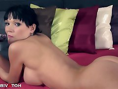 Amateur, Big Boobs, Brunette, Orgasm