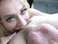 Big Boobs, Blowjob, British, MILF