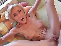 Anal, Blonde, Granny, Old and Young, POV