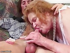 Granny, Hairy, Hardcore, Mature, Old and Young