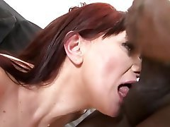 Mature, Double Penetration, Interracial, Mature