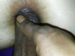 Amateur, Anal, Brunette, Interracial