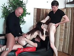 Amateur, Anal, Double Penetration, French, Group Sex