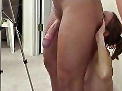 Amateur, Ass Licking, Blowjob, Facial