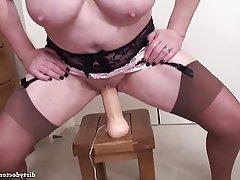 Big Nipples, Mature, Orgasm
