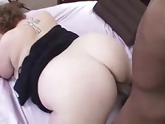 BBW, Cumshot, Interracial, Mature