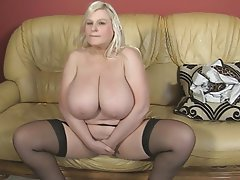 BBW, Big Boobs, British, Mature, MILF
