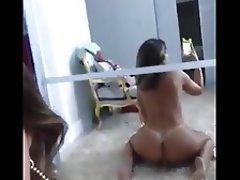 Brazil, Big Butts, Masturbation