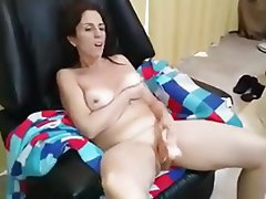 Dildo, Mature, Orgasm