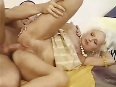 Anal, Blonde, Granny, Hairy