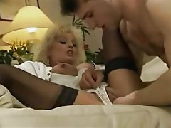 Blonde, Fisting, French, Anal