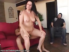 Cum in mouth, Hardcore, MILF, Swinger