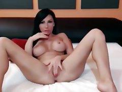 Big Boobs, Big Butts, Masturbation, Webcam