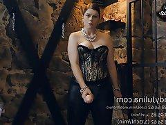BDSM, Femdom, German, Strapon, Sissy