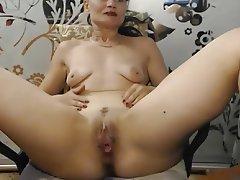 Amateur, Mature, MILF, Saggy Tits, Webcam
