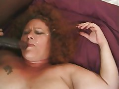 Granny, Hairy, Interracial, Mature