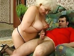 Blowjob, Granny, Hardcore, Old and Young
