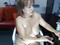 Anal, Dildo, Mature, Webcam, Big Ass