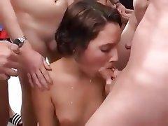 Hardcore, Group Sex, Bukkake, Gangbang, German
