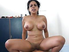 Big Tits, Big Ass, Big Cock, Big Cock, Latina