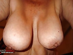Amateur, Mature, Granny, Compilation