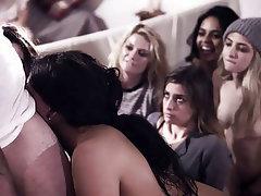 Teen, Group Sex, Orgy