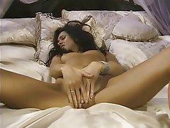 Masturbation, MILF, Brunette