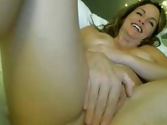 Masturbation, MILF, Squirt, Webcam
