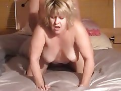 BBW, Big Boobs, Creampie, Hardcore, Mature