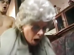 Blowjob, Granny, Handjob, Masturbation, Mature