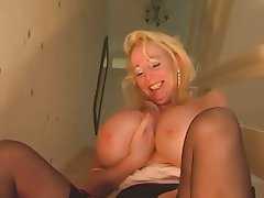 Big Boobs, Granny, Mature, POV