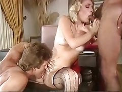 Group Sex, MILF, Stockings, Swinger, Vintage