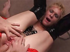 Anal, Big Boobs, Cumshot, Mature, Threesome