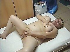 BBW, Granny, Masturbation