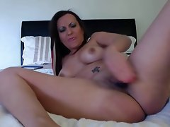 Amateur, Big Butts, Masturbation, Webcam