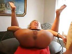 Anal, BDSM, Granny