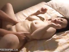 Asian, Big Tits, Cumshot, Hairy