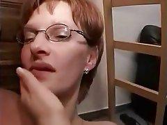 Lesbian, Mature, Redhead