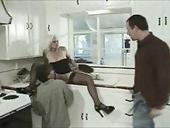 Anal, Cumshot, Mature, Threesome