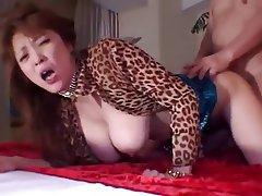Asian, Big Boobs, Japanese, Mature, Facial