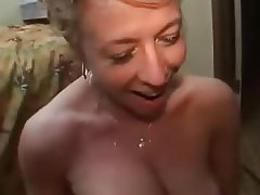 Blonde, Facial, Hardcore, Mature