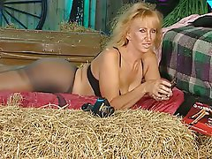 British, Mature, MILF, POV, Stockings