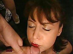 Bukkake, Cumshot, Facial, Mature