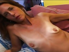 Facial, Mature, MILF