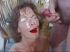 Insane colossal anal dildo fucking destruction 8