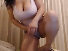 Amateur, BBW, Big Boobs, Masturbation, Nipples